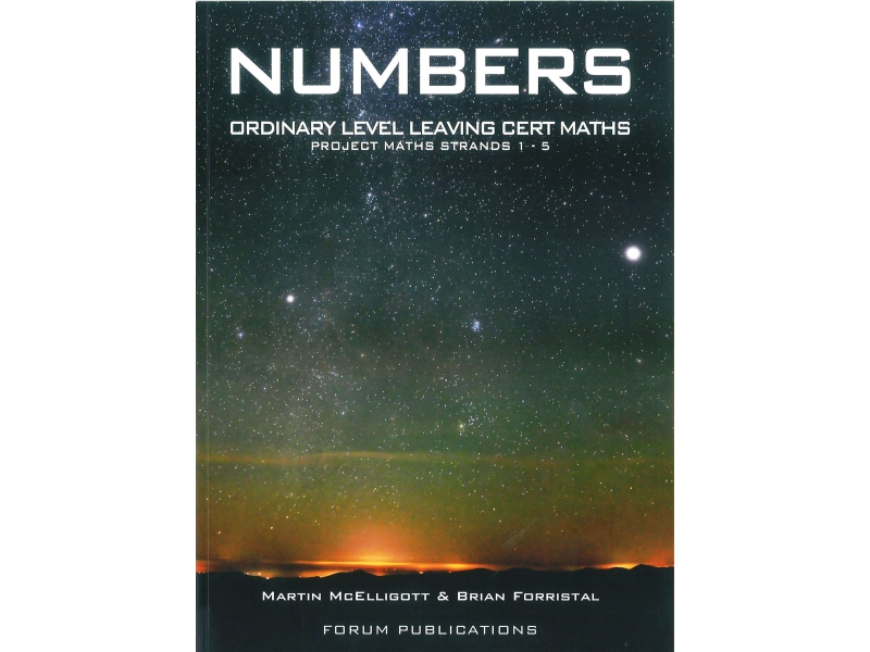 Numbers - Ordinary Level Leaving Certificate Maths - Project Maths Strands 1-5