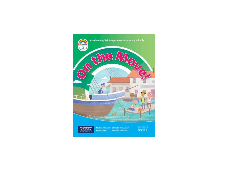 Rainbow - On The Move Pack 2nd Class - Stage 2