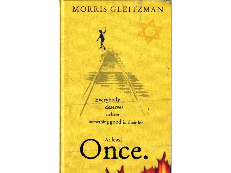 Morris Gleitzman - Once