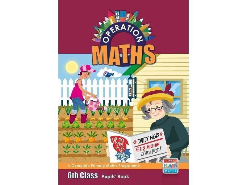 Operation Maths 6 - Pupil's Book