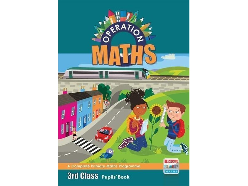 Operation Maths 3 - Pupil's Book