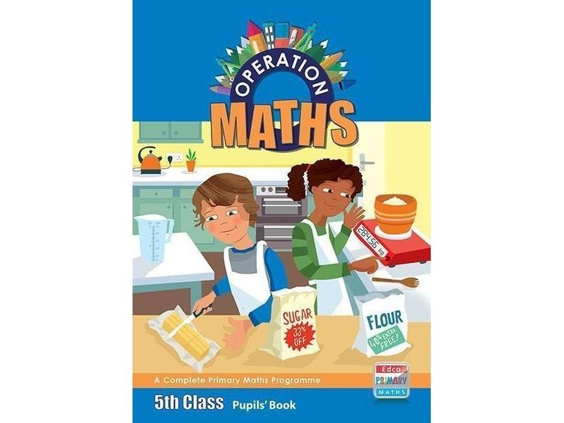 Operation Maths 5 - Pupil's Book
