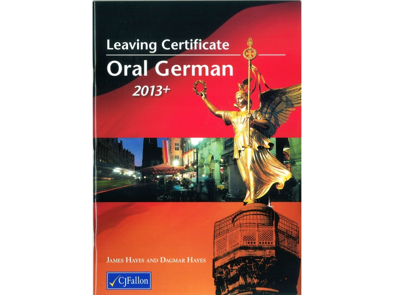 Oral German 2017 & Onwards Leaving Certificate - Higher & Ordinary Level