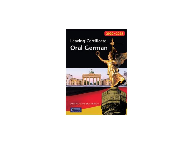 Oral German,2020-25(inc cd)