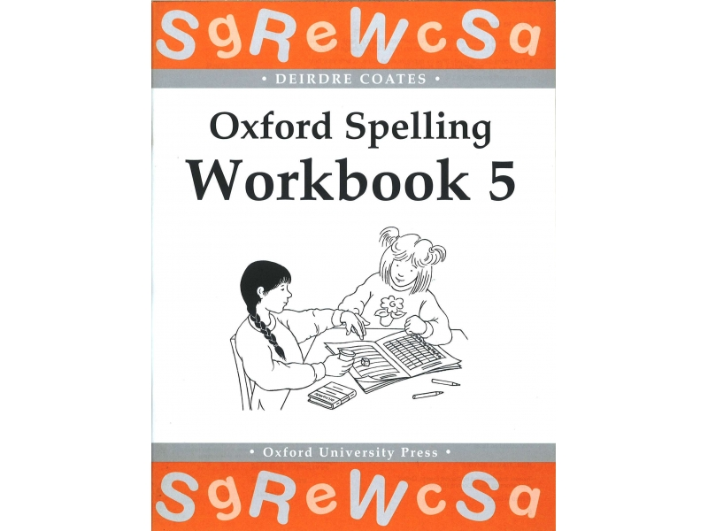 Oxford Spelling Workbook 5