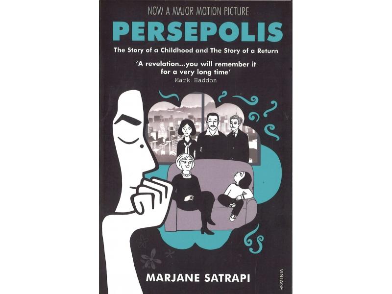 Persepolis - Marjane Satapi