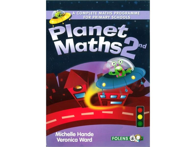 Planet Maths 2 - Textbook - 2nd Edition - Second Class