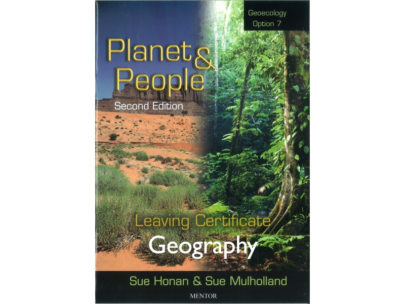 Planet & People - Geoecology 2nd Edition - Option 7