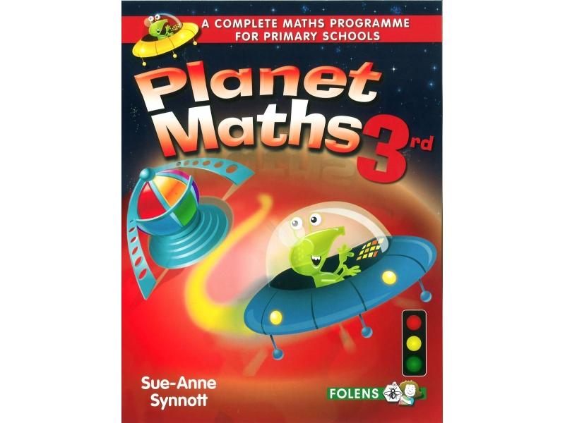 Planet Maths 3 - Textbook - 2nd Edition - Third Class