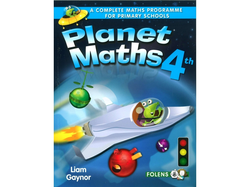 Planet Maths 4 - Textbook - 2nd Edition - Fourth Class