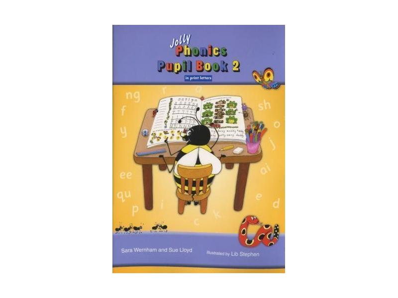 Jolly Phonics - Pupil Book 2 - Colour