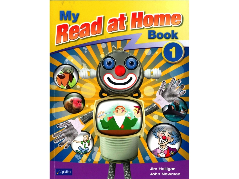 My Read At Home Book 1