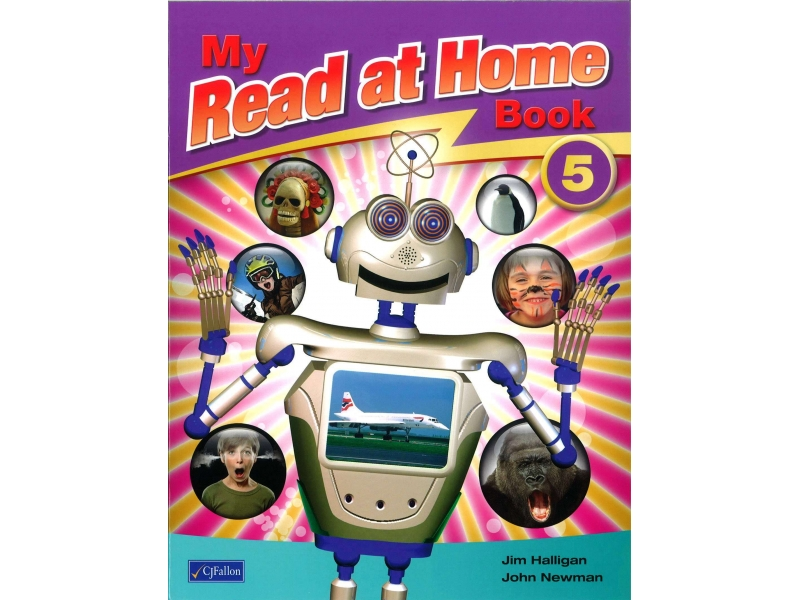 My Read At Home Book 5 - Old Edition