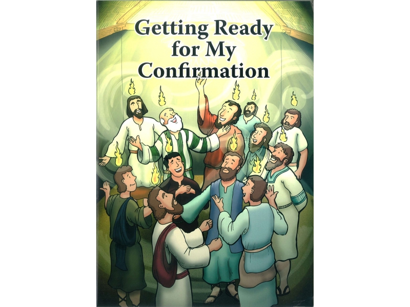 Getting Ready For My Confirmation