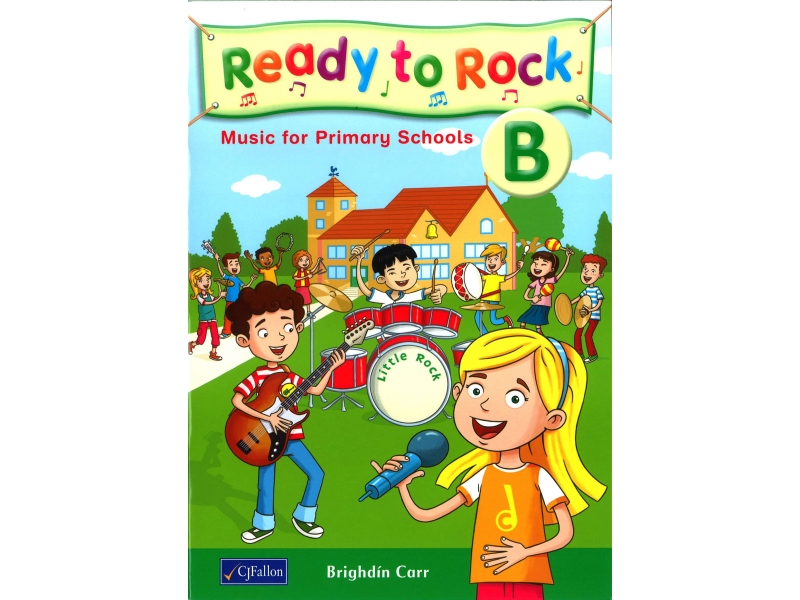 Ready To Rock B - Senior Infants