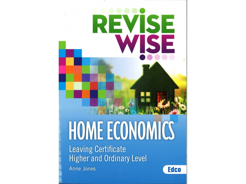 Revise Wise Leaving Certificate Home Economics