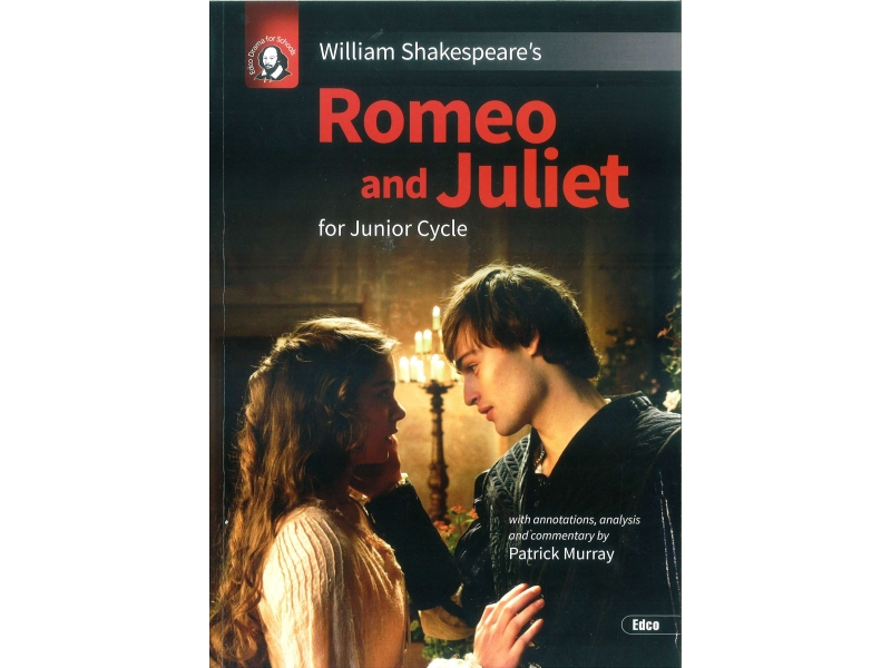 Romeo & Juliet Pack - Textbook & Portfolio - Junior Certificate English - Edco Shakespeare Series