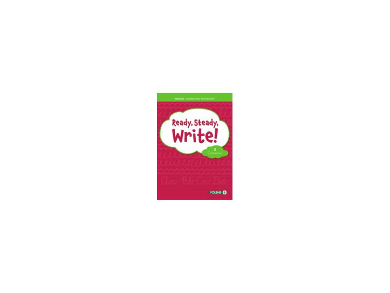 Ready Steady Write - Cursive 3