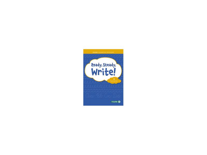 Ready Steady Write 4 - Cursive 4