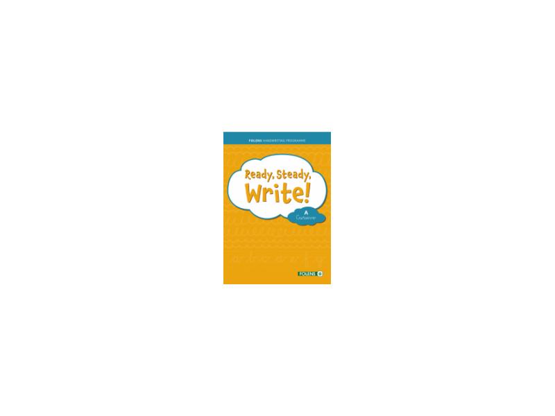 Ready Steady Write - Cursive A Set