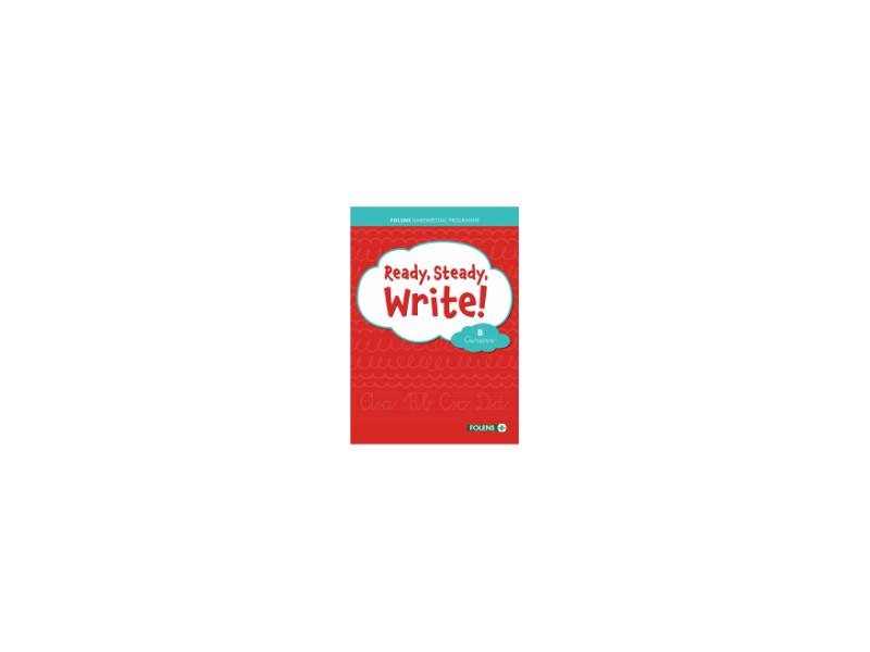 Ready Steady Write - Cursive B Set