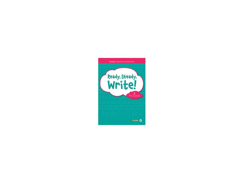 Ready Steady Write - Pre-Cursive 2