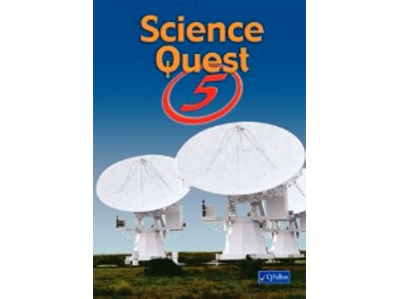 Science Quest 5 - Fifth Class