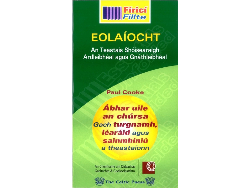 Fíricí Fillte Eoloaíocht - Junior Certificate - Higher & Ordinary Level