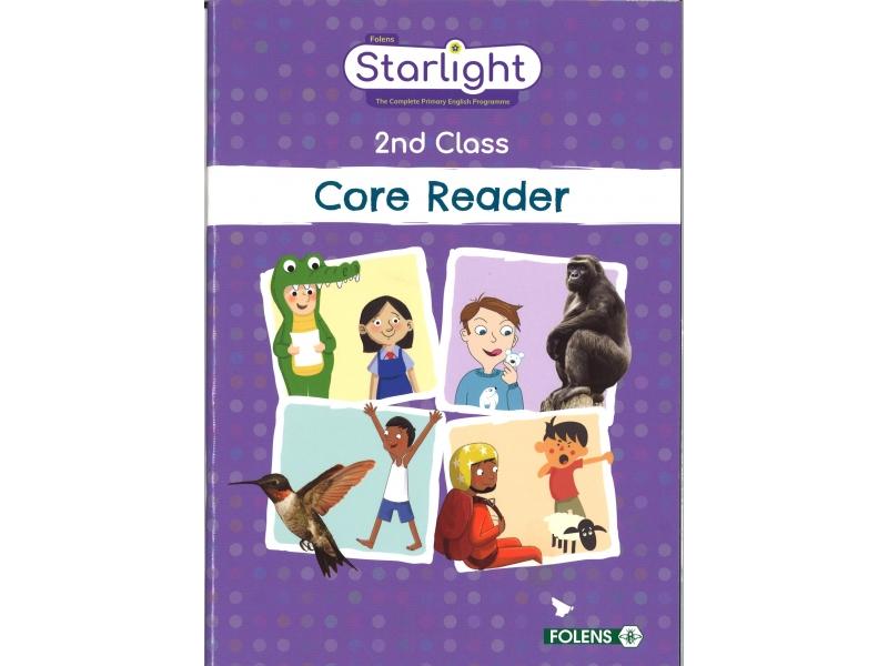 Core Reader 1 - Starlight - Second Class