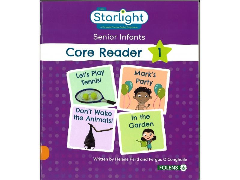 Core Reader 1 - Starlight - Senior Infants