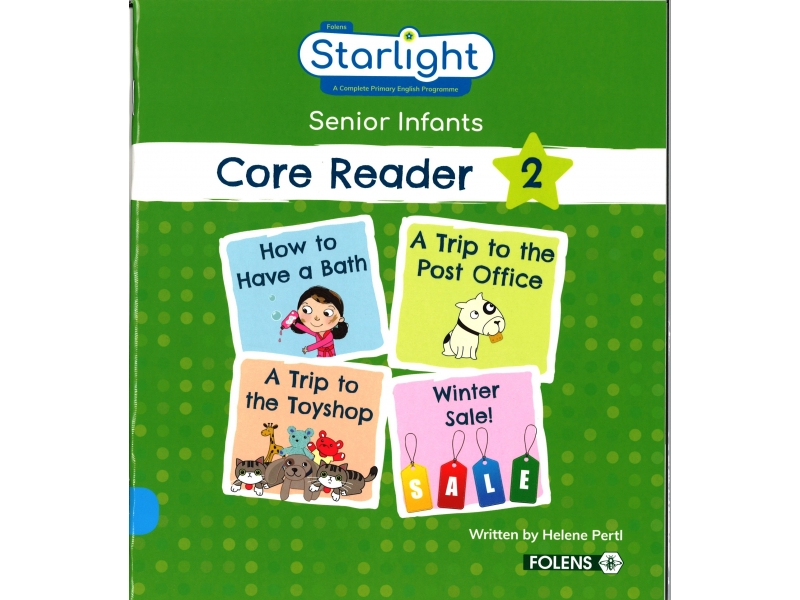 Core Reader 2 - Starlight - Senior Infants