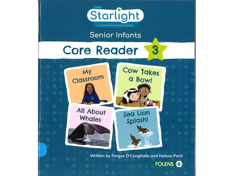 Core Reader 3 - Starlight - Senior Infants