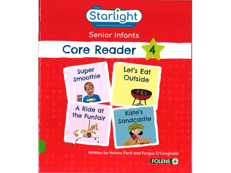Core Reader 4 - Starlight - Senior Infants