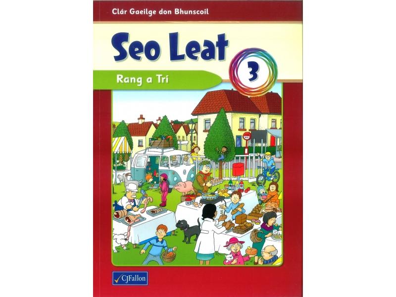 Seo Leat 3 - Pupil Textbook - Third Class