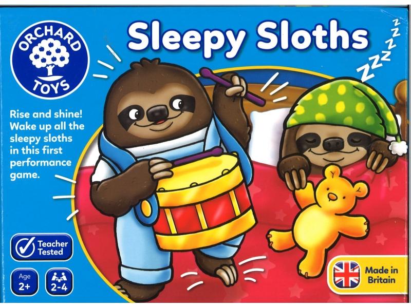 Sleepy Sloths