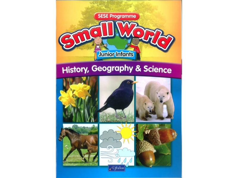 Small World Junior Infants - Textbook