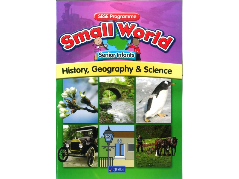 Small World Senior Infants - Textbook
