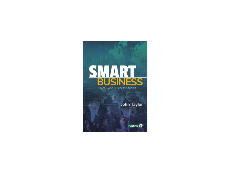 Smart Business Pack - Textbook & Activity Book - Junior Cycle