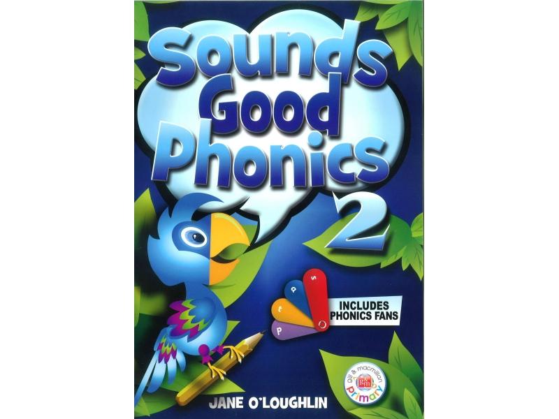 Sounds Good Phonics 2 - Senior Infants Pupil's Book