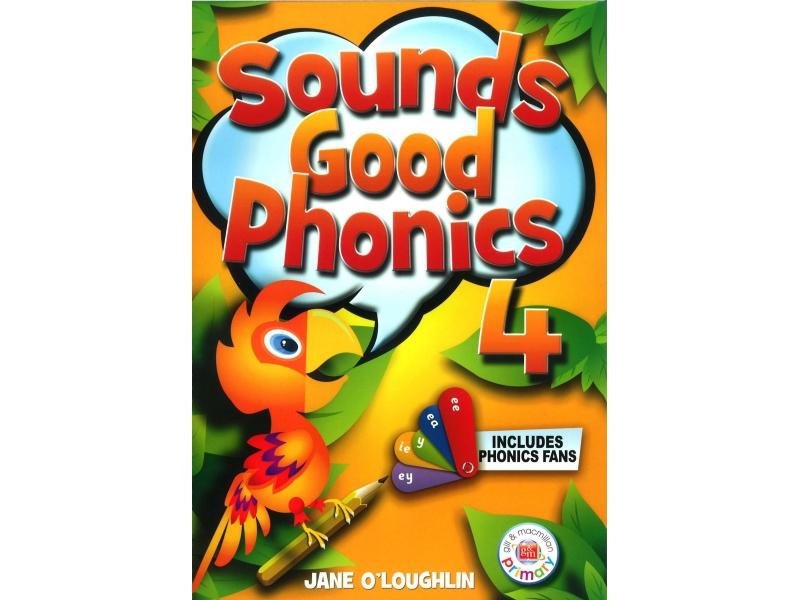 Sounds Good Phonics 4 - 2nd Class Pupil's Book