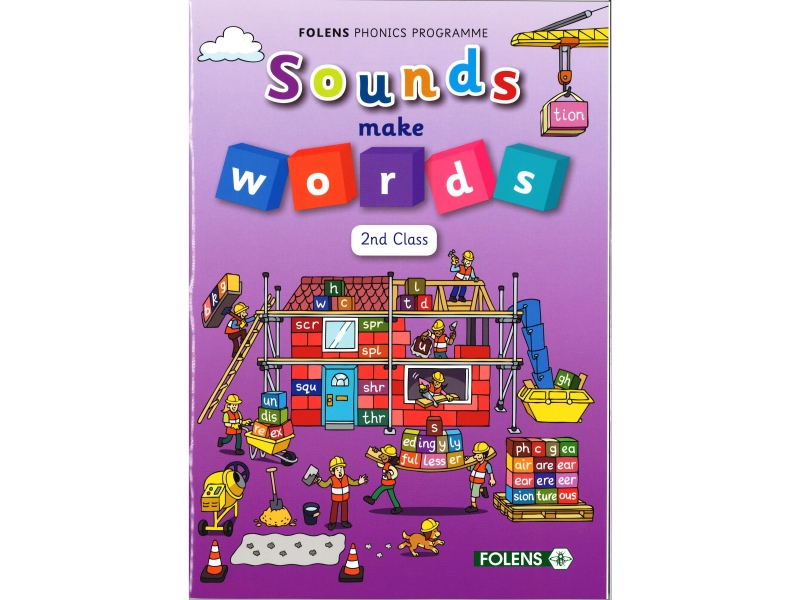 Sounds Make Words - Second Class