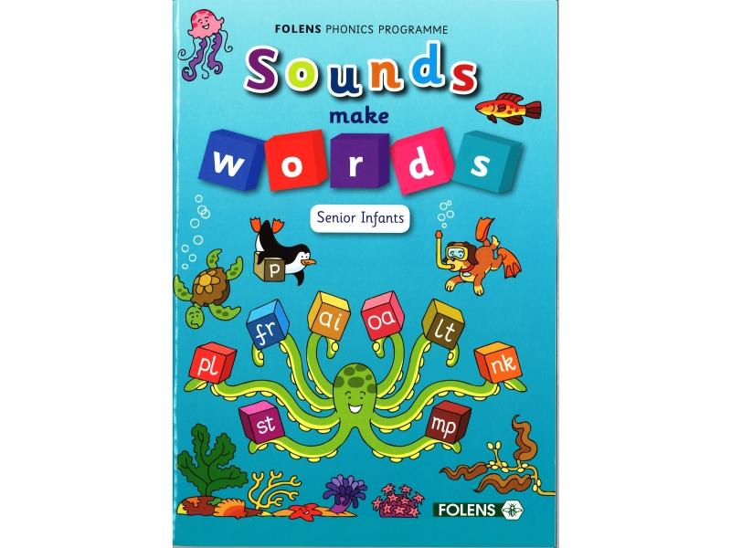Sounds Make Words - Senior Infants