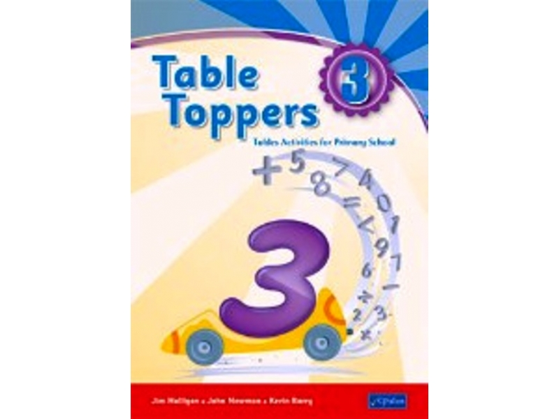 Table Toppers 3