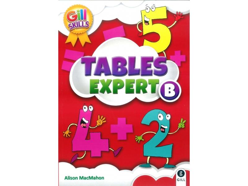 Tables Expert B - 2nd Class