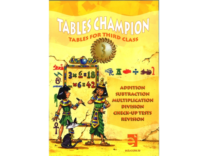 Tables Champion 3
