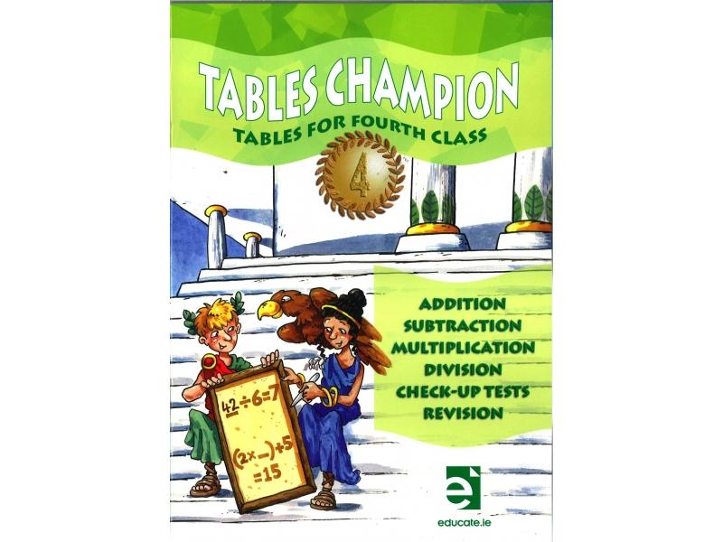 Tables Champion 4