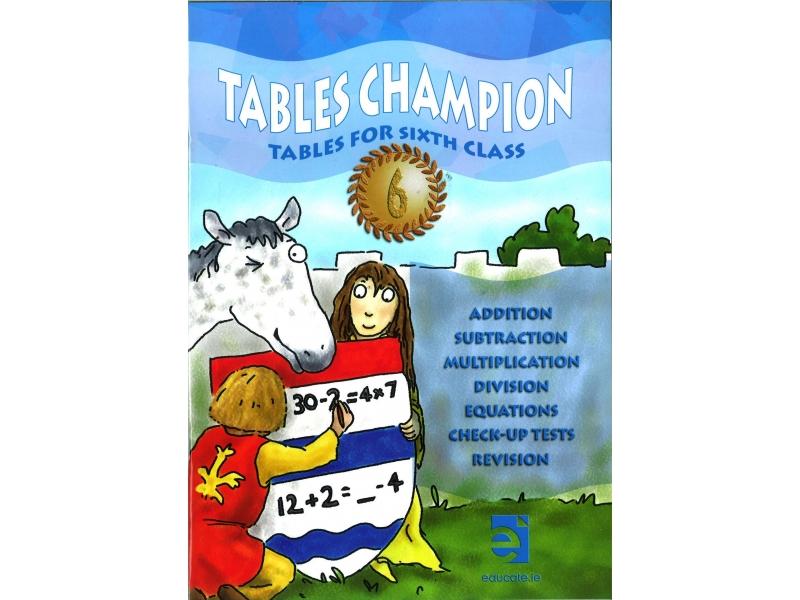 Tables Champion 6