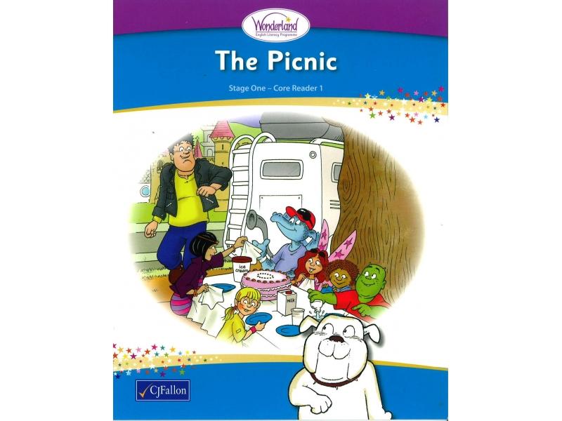 The Picnic - Core Reader 1 - Wonderland Stage One - Junior Infants