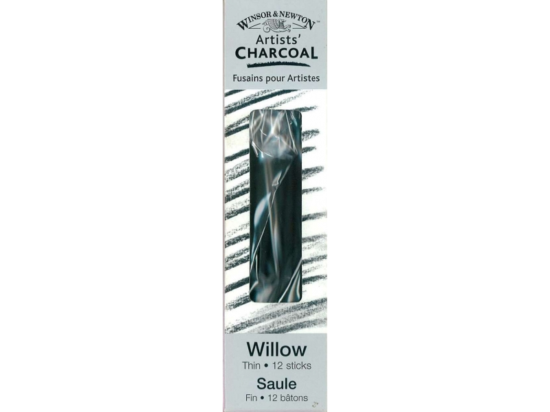 Charcoal Willow Thick 12 Sticks