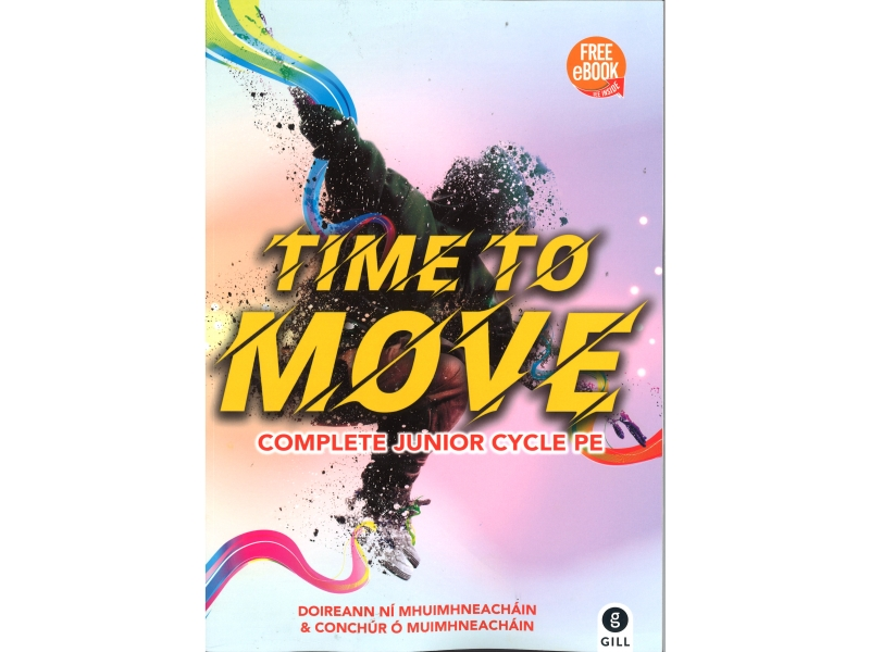Time To Move -Complete Junior Cycle PE